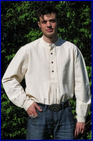Traditional Bavarian Shirt