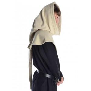 Medieval Hood with Liripipe felt