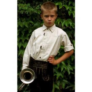 Children Shirt Salzach offwhite