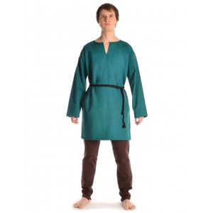 Medieval Medium Tunic with v-shaped collar