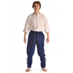 Viking trousers with strings