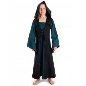 Medieval Dress with liripipe for children