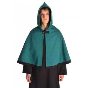 Medieval Hood with Medium Cape