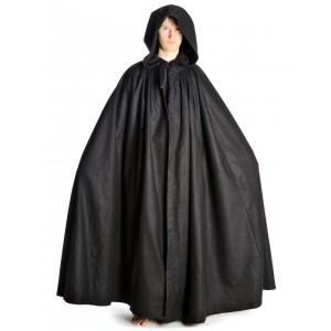 Medieval cloak felt wide